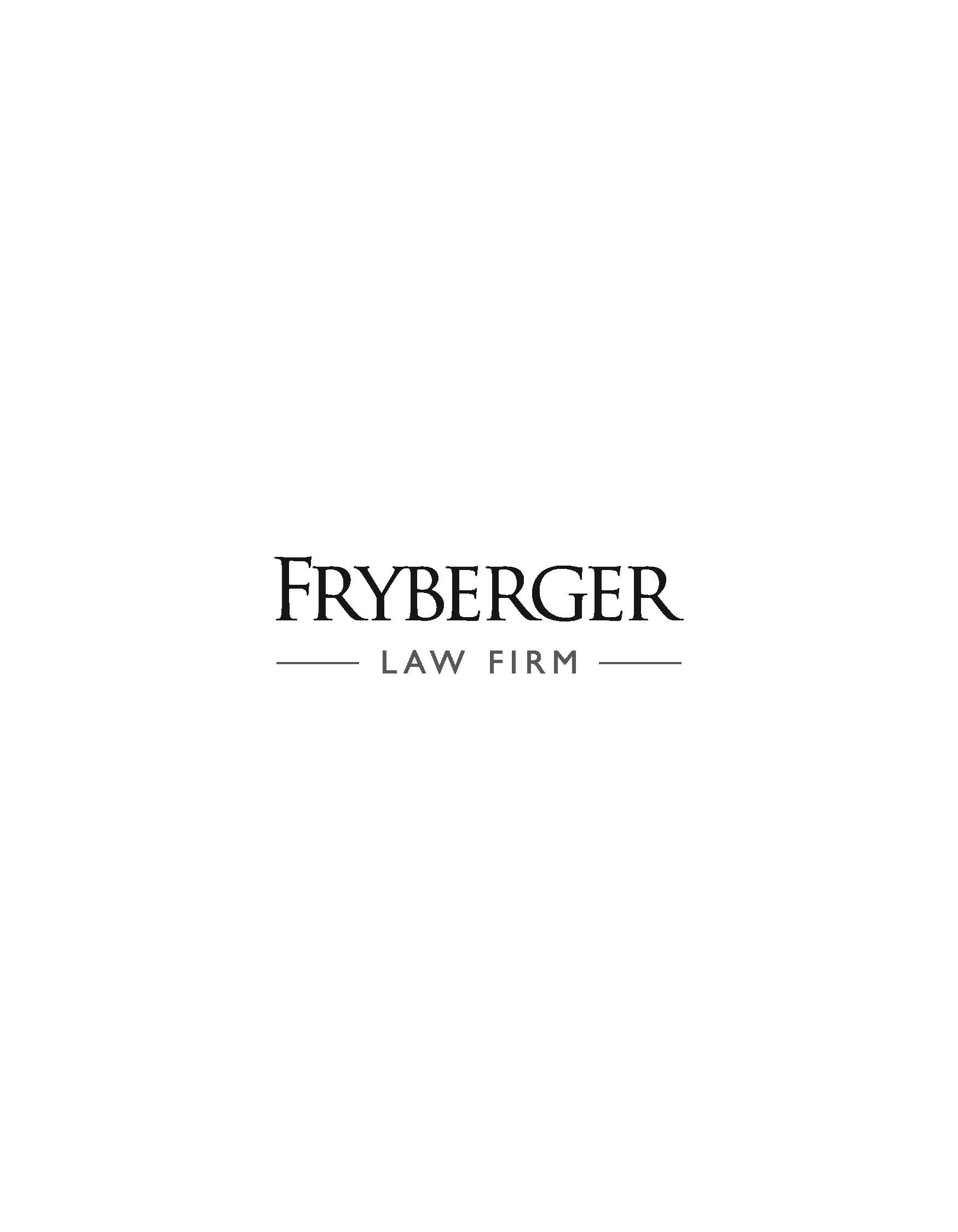 Fryberger Law Firm